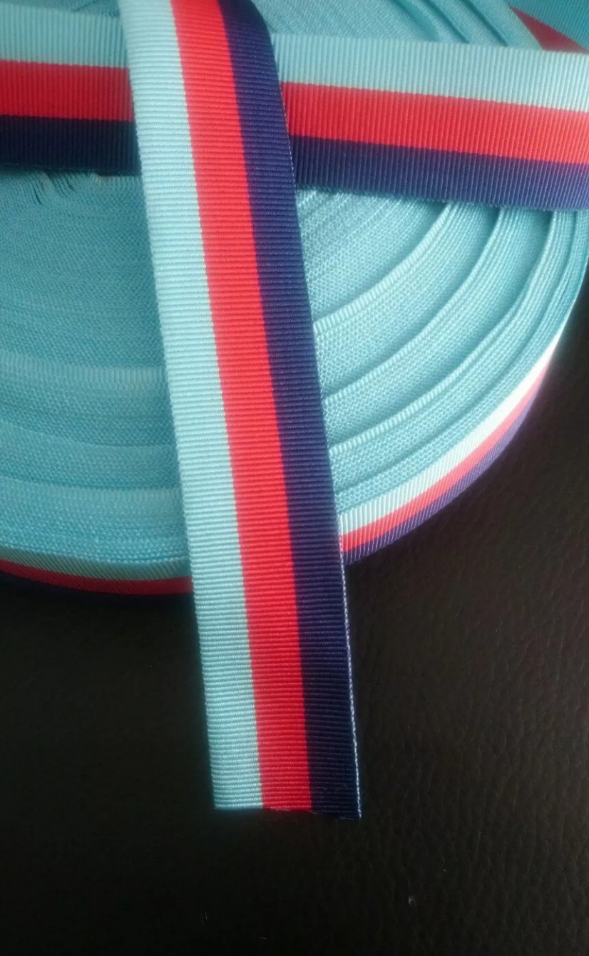 25mm Royal Arch Provincial  Ribbon